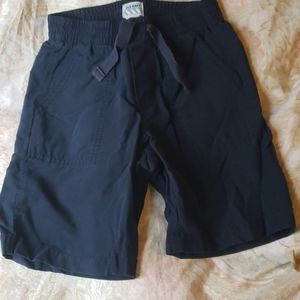 Old navy,  navy boys shorts , used , size 4t